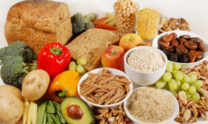 Nguồn cung cấp chất xơ thực phẩm