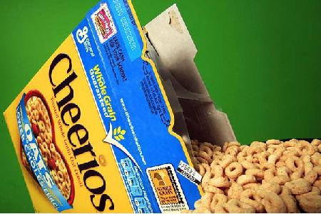 Ngũ cốc ăn sáng và bơ thục vật có hàm lượng cholesterol thấp
