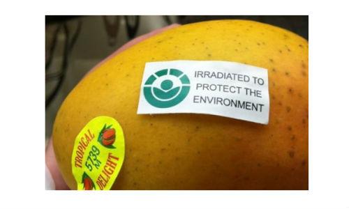 những kiến thức về thực phẩm chiếu xạ