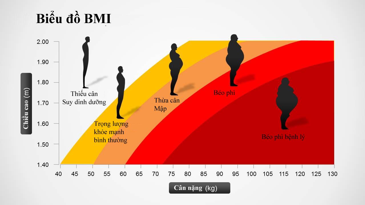 Biểu đồ BMI