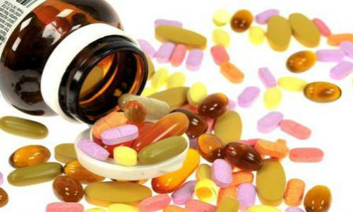 Thực phẩm bổ sung vitamin và khoáng chất