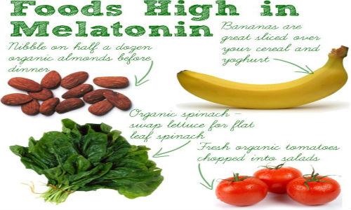 Thực phẩm giàu Melatonin
