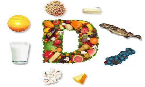 Vitamin D trong chế độ ăn uống của trẻ