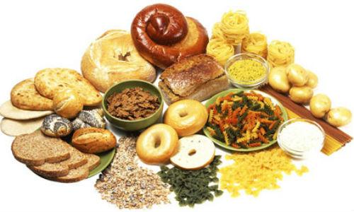 Chế độ ăn cho người tiểu đường đối với thức ăn chứa tinh bột