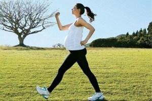 Tập thể dục khi mang đa thai