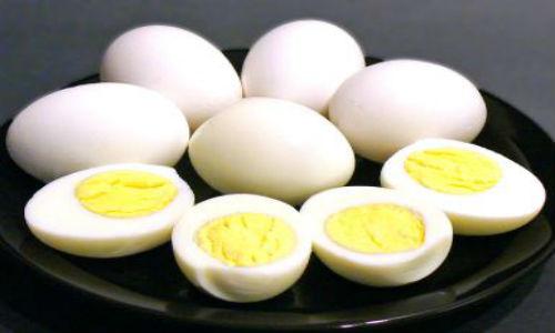 An toàn khi ăn trứng bên ngoài