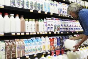 vitamin D trong sữa