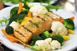 vitamin D trong thức ăn