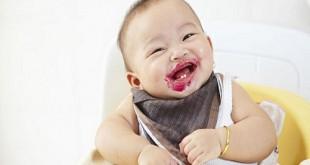 Các giai đoạn phát triển khả năng ăn của bé