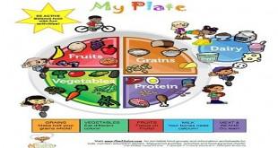 Hướng dẫn thực phẩm MyPlate