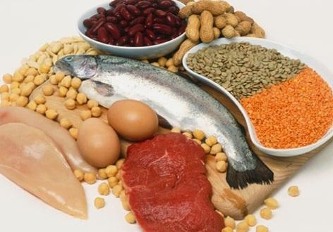 bạn nên ăn bao nhiêu protein mỗi ngày