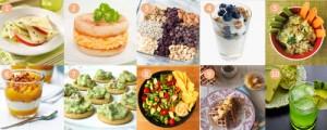 10 bữa ăn nhẹ tốt cho sức khỏe thai phụ