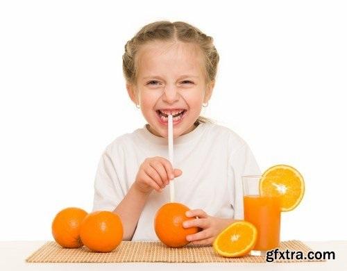 Nước trái cây có tốt cho trẻ em không