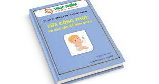 eBook Sữa công thức và các vấn đề liên quan