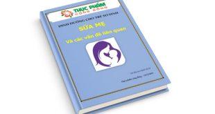 eBook Sữa mẹ và các vấn đề liên quan