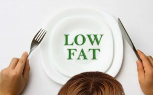 Thực phẩm ít béo là tốt