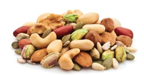 Quả hạch và hạt: Những thành phần nhỏ bé nhưng phi thường!